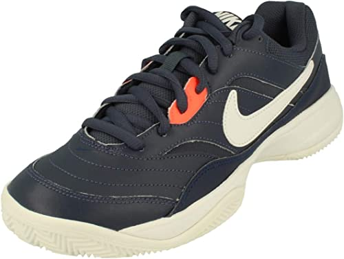 Nike Court Lite Cly, Sneakers Basses Homme: