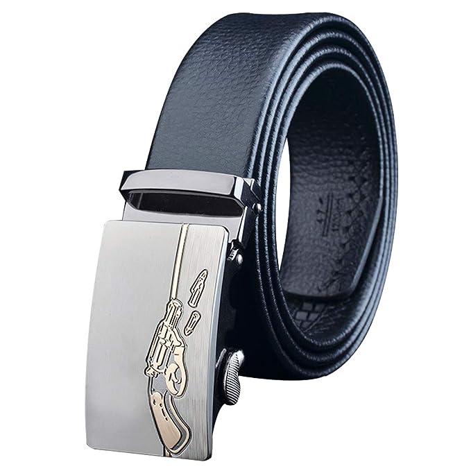 3 cm cintura pelle donna nero cintura vera pelle pieno Pelle Cintura Cinghia Belt