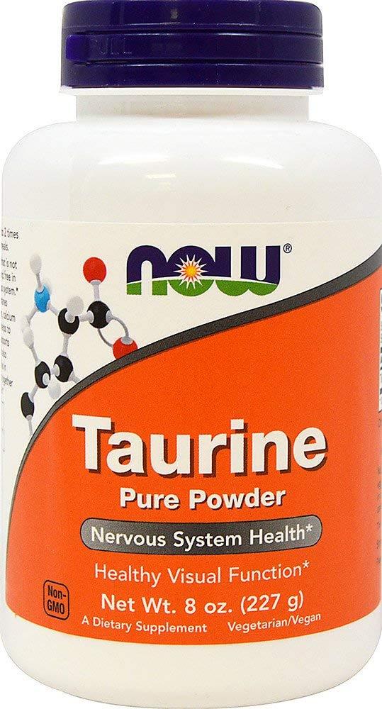 NOW Foods - Taurine Powder - 8