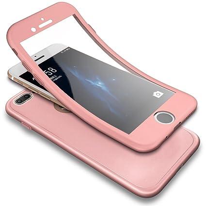 Amazon.com: Funda para iPhone 7 Plus, iPhone 8 Plus, PHEZEN ...
