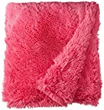 BESSIE AND BARNIE Lollipop Luxury Shag Ultra Plush Faux Fur Pet, Dog, Cat, Puppy Super Soft Reversible Blanket (Multiple Sizes)