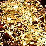 Blackberry Overseas Yellow Colored Decorative RICE Lights, 15 metre Long