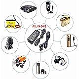 S2S Car Charger Cigarette Lighter Socket 220V AC to 12V DC Power Converter Adapter Inverter 8A Household