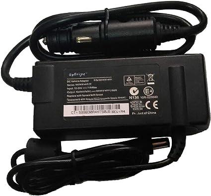 UpBright 19V 90W AC//DC Adapter Compatible with Inogen One IO-100 IS-300 BA-101 BA-301 BA-302 BA-306 BA-503 KA1800Q01 G2 G3 G4 G5 Oxygen Concentrator Philips Respironics EverGo 900-105 Mango 100-19B