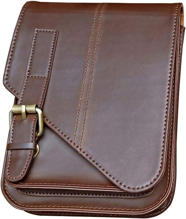 Leather Case Bag for GPD Pocket 2 Stylish 7 Inch Mini Laptop Cover Case Black