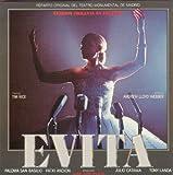 Evita (Original Cast in Spanish) Recorded in the Monumental Theatre in Madrid