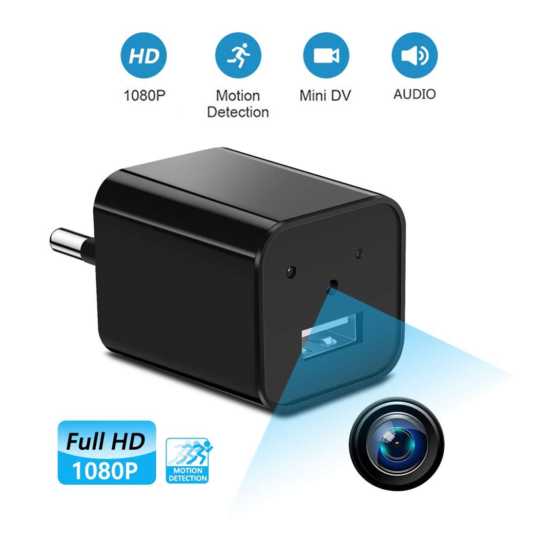 Supoggy Mini Cámara Espía 1080P Portátil Cámara Oculta Cámara Detector de Movimiento No Incluidas Tarjeta SD product image