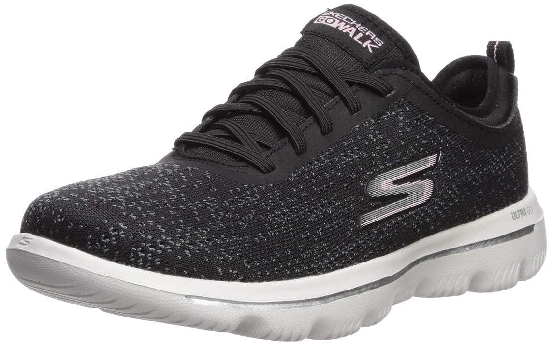 Noir (noir (noir (noir Light rose Bklp) Skechers Go Walk Evolution Ultra-mirab, paniers Femme 99e