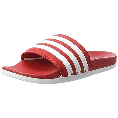 adidas Adilette Cloudfoam Ultra, Chaussures de Plage Et Piscine Homme