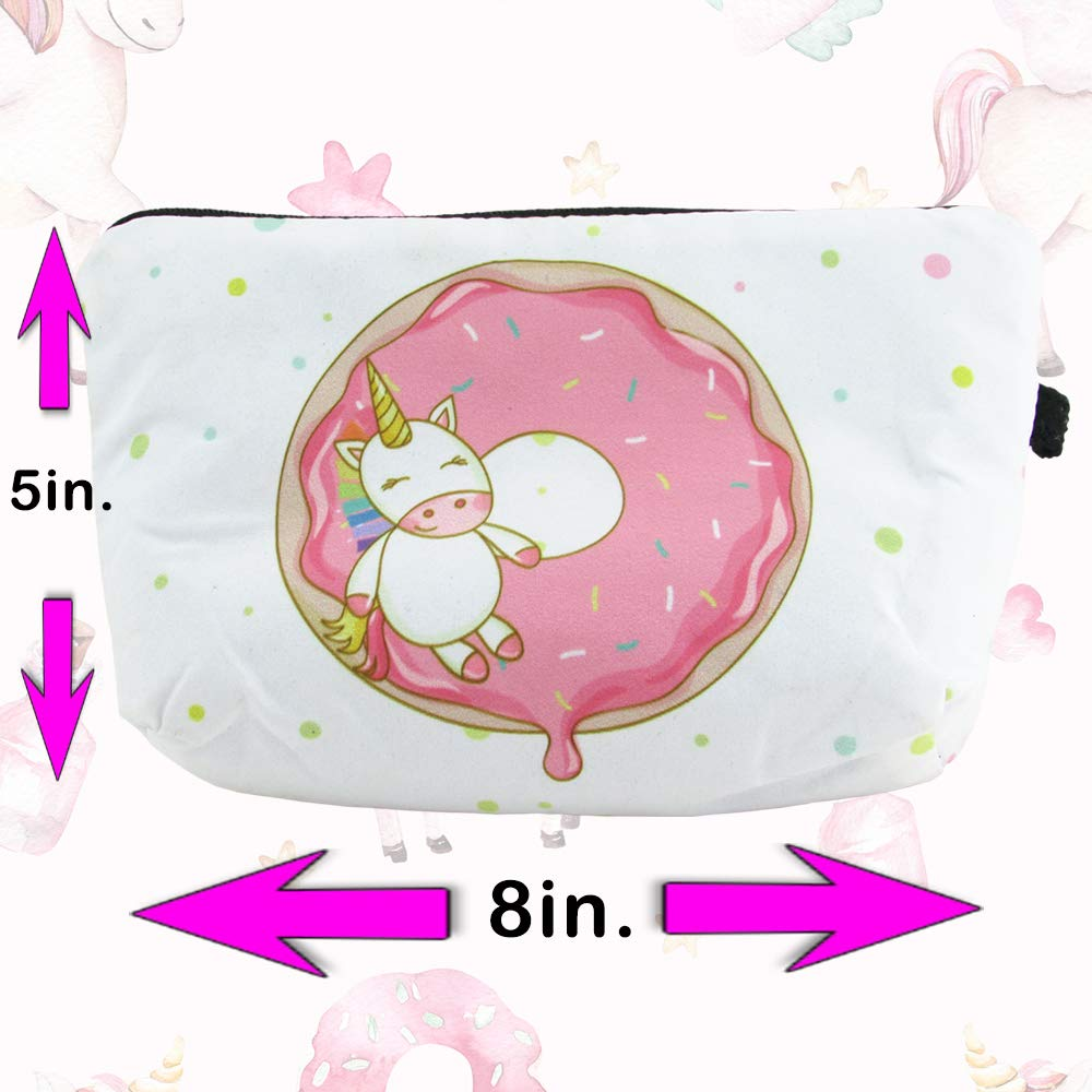 Unicorn Gifts For Girls - Unicorns That Little Girls Will LOVE! - You Get 2 Best Friend Necklaces + Unicorn Squishy + Cool Unicorn Buttons & Zippered Unicorn Cases! - PLUS Gift Packaging Is INCLUDED! by Fine Line Living (Image #6)