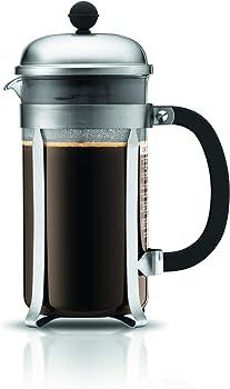 BODUM Glass 8 Cup Coffee Maker