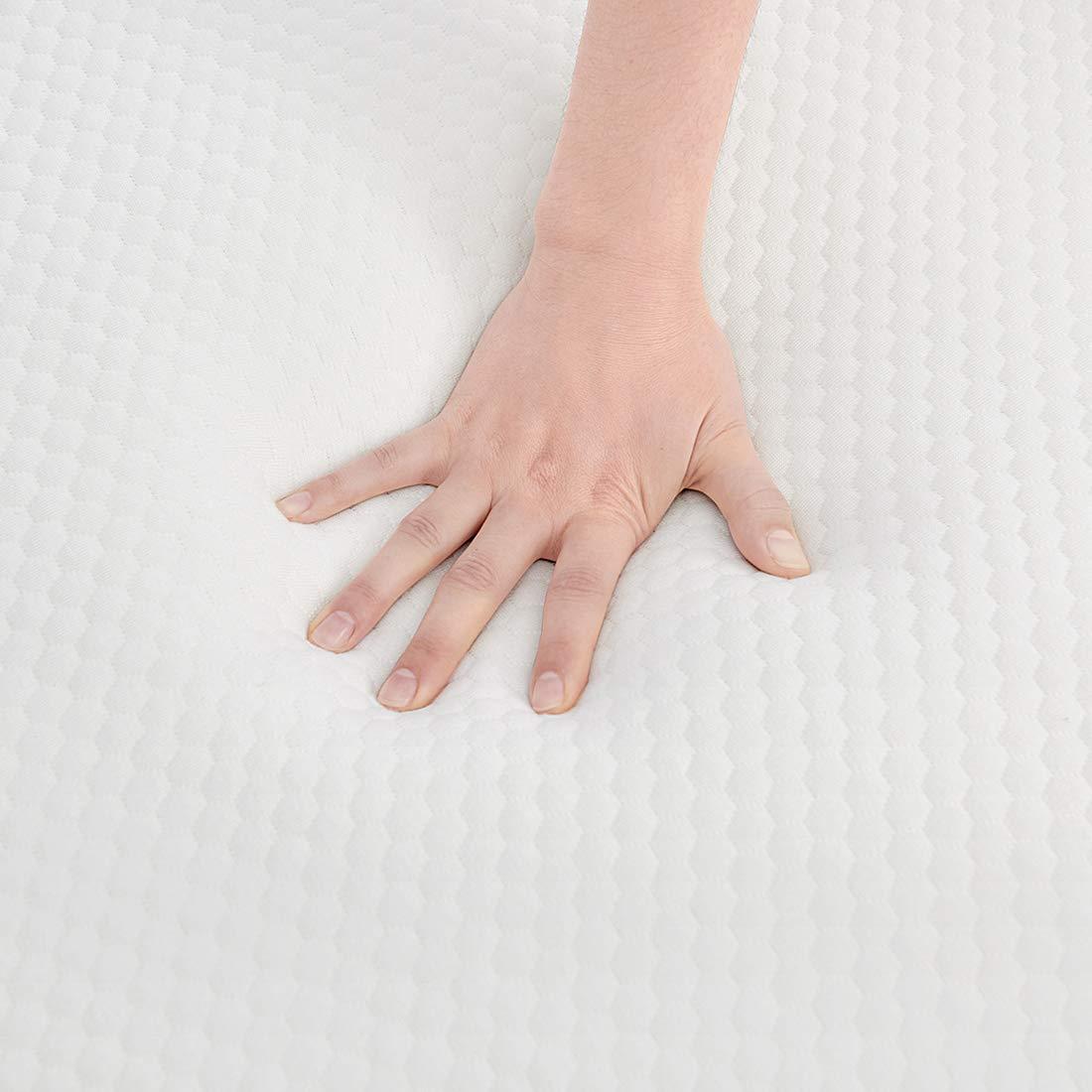 Queen Mattress, Ssecretland 10 inch Gel Memory Foam Mattress with CertiPUR-US Certified Foam, Firm Feels | Bed Mattress in a Box, [Mattress Only] 10-Year Warranty - Queen Size by Ssecretland (Image #7)