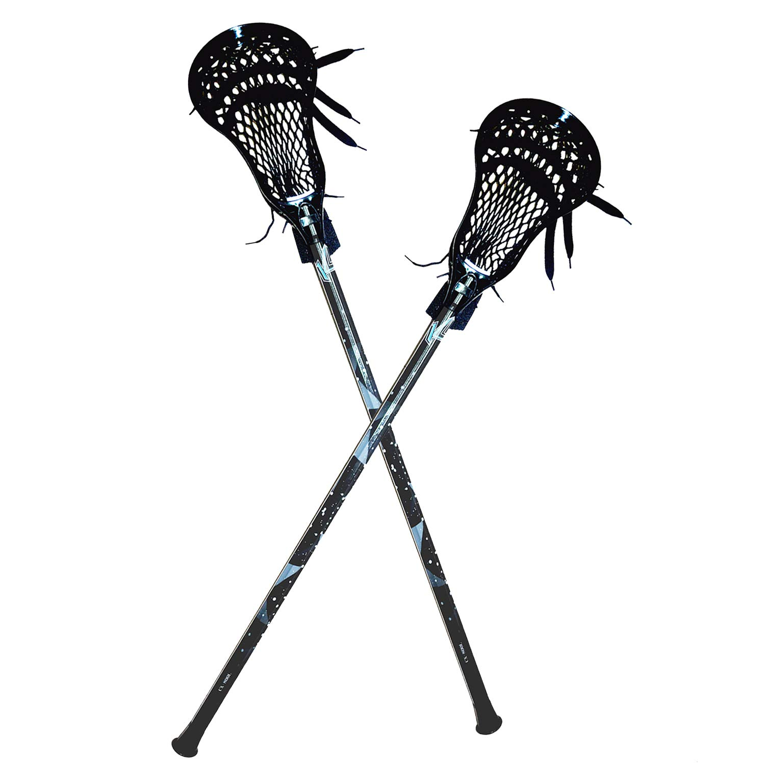 CAKLOR Lacrosse Complete Attack/Midfield Stick with Shaft & Head
