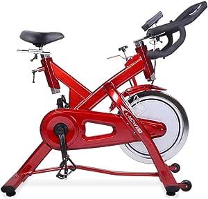 KQBAM Equipo De Gimnasia Silenciosa Bicicletas De Ejercicio para ...