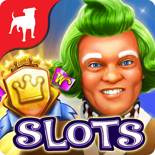 Willy Wonka Slots - Free Vegas Casino Slot Machines and Bonus Games from the Classic Movie (Charlie And The Chocolate Factory Games For Kids)