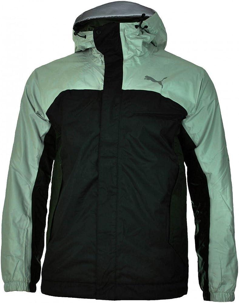 Puma City 2.0 Jacket Storm Cell Men Wind Rain Jacket Black
