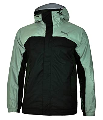 Puma City 2.0 Jacket Mens Storm Cell Herren Windjacke Regenjacke Jacke  Schwarz, Grösse L 041c8f49bc