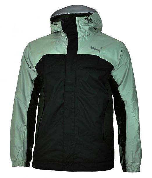 21f56c59dd9ffc Puma City 2.0 Jacket Uomo Giacca Tempesta Cellulare del Vento Impermeabile Giacca  Nera, Dimensione: