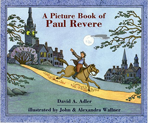 A Picture Book of Paul Revere (Picture Book Biography)