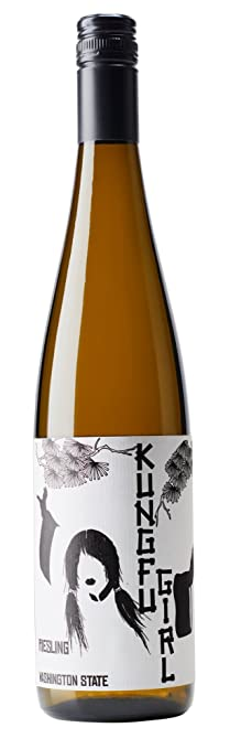 Kung Fu Girl Riesling, Charles Smith Wines, 750 ml