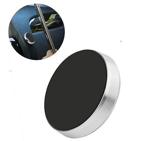 Soporte magnético kelodo coche soporte para teléfono móvil de coche para iPhone Plus 7 6S 6Plus se 5 5S Samsung Galaxy S8 S7 Edge S6 S5 S4 etc.