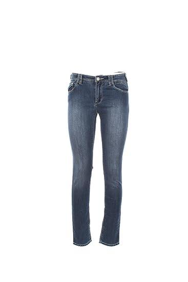 watch 9689e dd2e2 Jeans Donna Armani Jeans 27 Denim C5j28/8k Primavera Estate ...