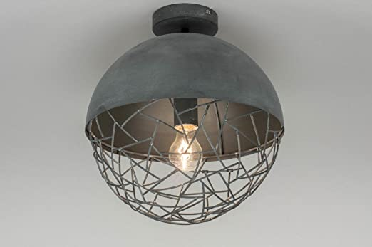 Lumidora Deckenleuchte Modern Coole Lampen Grob Amazon De Beleuchtung