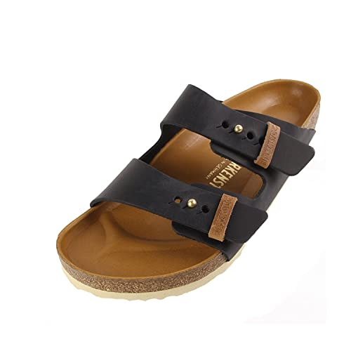 7a75e2ee8a0 Birkenstock Arizona Urban Regular Fit NL Natural Black  Amazon.co.uk  Shoes    Bags