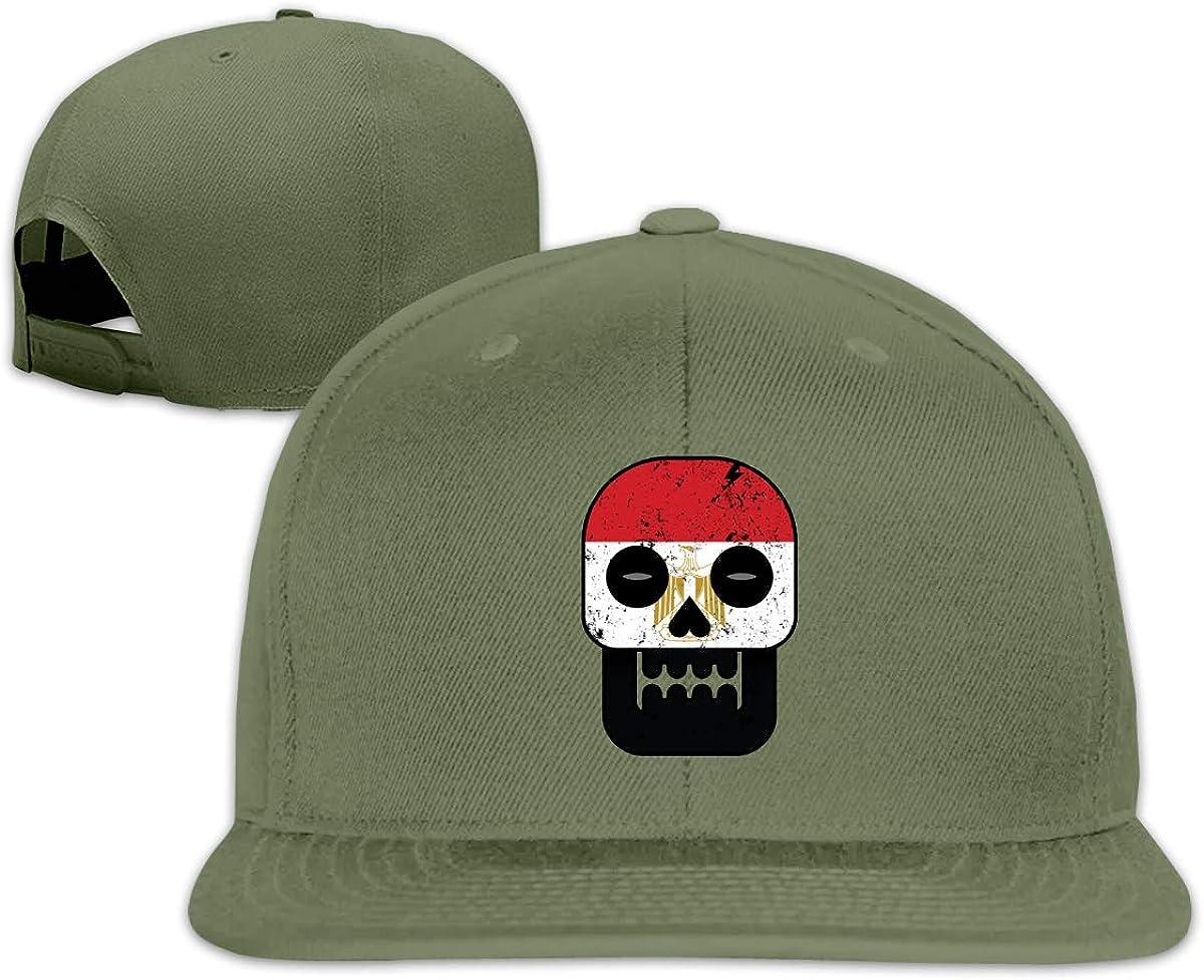 Egypt Till I Die Unisex Adult Hats Classic Baseball Caps Sports Hat Peaked Cap Moss Green