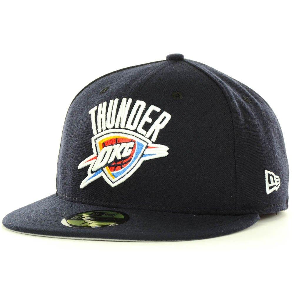 Oklahoma City Thunder 5950 HWC 2013 Playoffs Navy Fitted Hat 7.5  B00CZAQSSG
