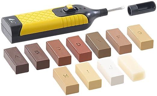 Kit set ripara pavimento parquet e laminato porte finestre legno