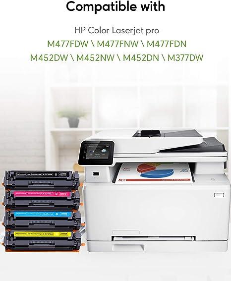 for hp 450c Cartridge for HP 40 430 44 Cartridge GYBN High-Capacity Printer Cartridge with chip Black