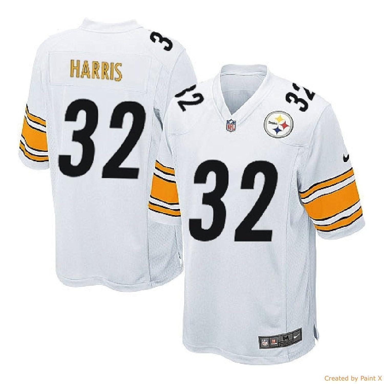 5ffb8ba0d Amazon.com  Franco Harris Pittsburgh Steelers Nike NFL Retired Game Jersey   Clothing