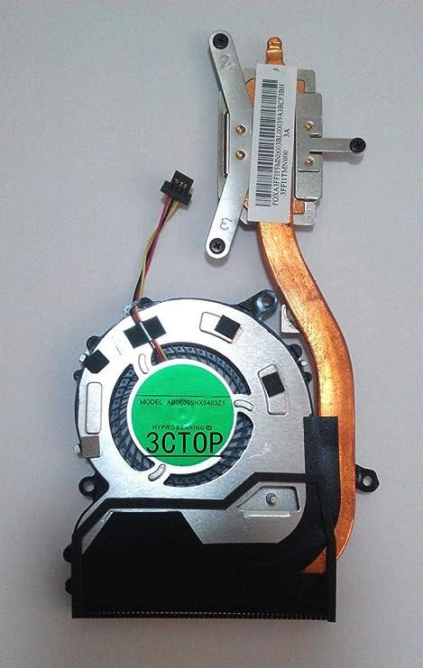 3CTOP Ventilador de refrigeración de CPU con disipador de Calor ...