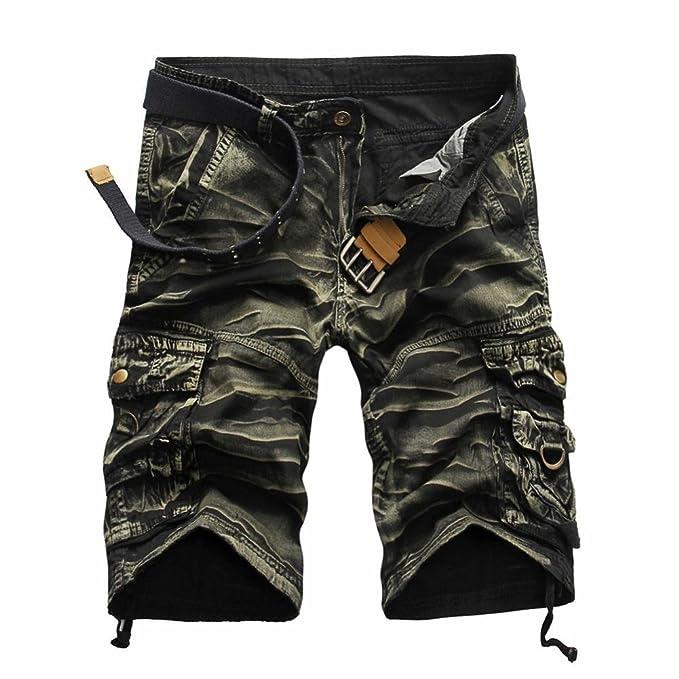 economico per lo sconto 0f303 ccd00 CLOOM pantaloncini maschi Pantaloncini di jeans da uomo ...