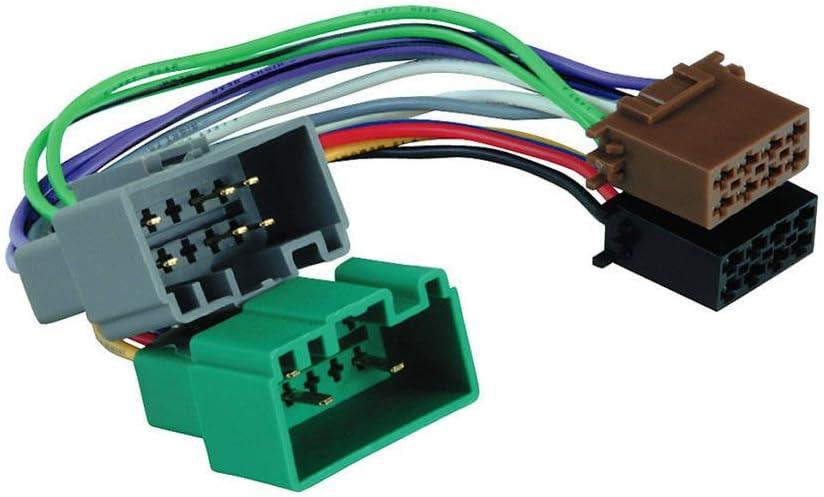 [CSDW_4250]   Amazon.com: Wiring Lead Harness Adapter for Volvo S60 S70 XC90 S80 XC70 740  760 960 C70 ISO Stereo Plug Adaptor: Automotive | 1984 Chevy C70 Wiring Harness |  | Amazon.com
