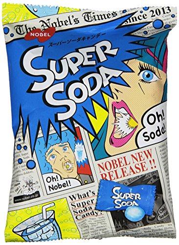 Nobel Super Soda Candy, 3.09 ()