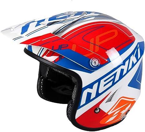 QW - Casco de Moto para Deportes al Aire Libre, Casco de ...