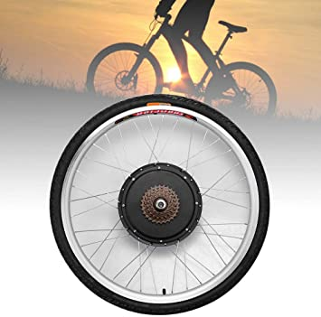HaroldDol - Kit de conversión para Bicicleta eléctrica (Ruedas ...