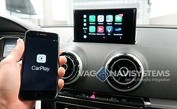 CarPlay Link for Audi A3 - Integration Apple CarPlay: Amazon