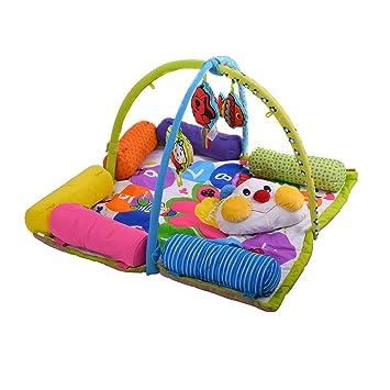 Ks Kids - Manta De Suelo Con Cojines Y Transformable Con Arco Flexible KA10534
