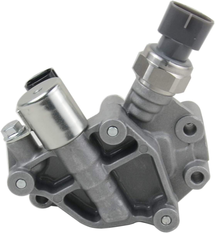 15810-RKB-J01 Vtec Solenoid Spool Valve W//Gasket for Honda Pilot Accord Odyssey