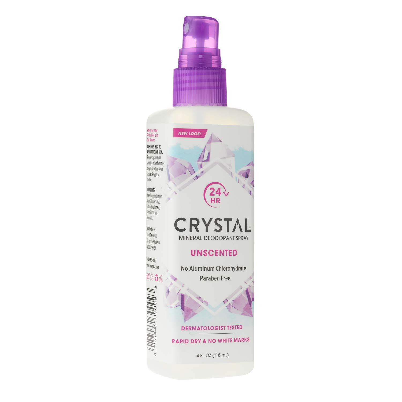 50f05f45f44 Amazon.com  Crystal Mineral Deodorant Spray