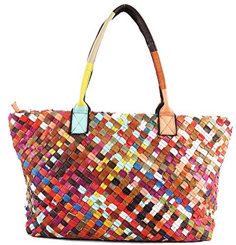 Multicolore Mano A Caige Donna Borsa qIXEw4