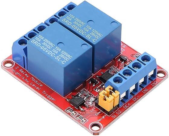 Liukouu 5PCS Relais Module Box DIY Projet /Électronique Projet Bo/îtier Instrument Bo/îtier 70 x 45 x 30mm