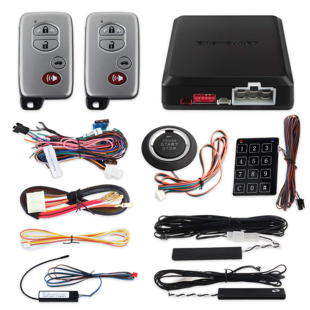 Wiring Diagram For Autostart Remote Starter