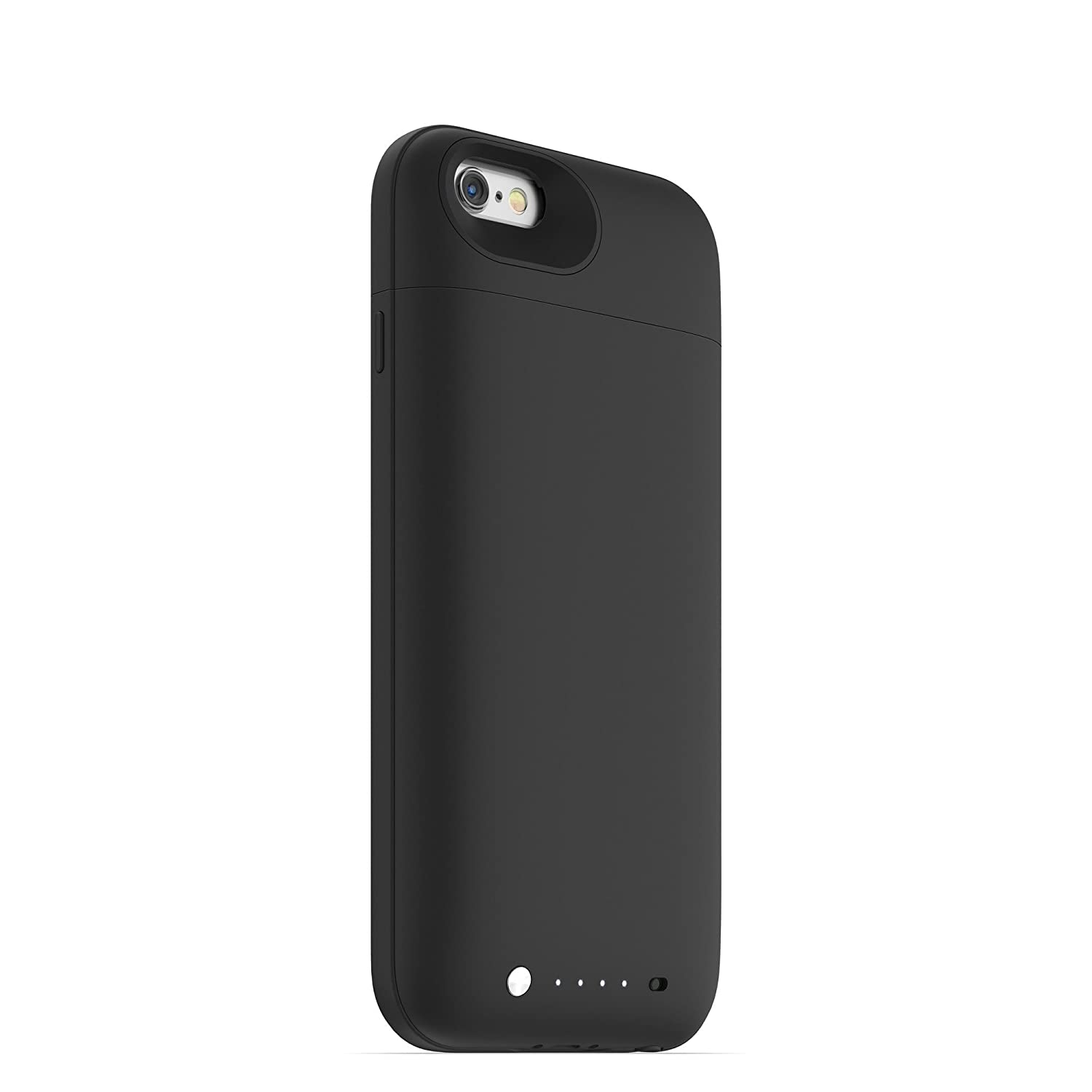 mophie spacepack battery case with built in 32GB storage for iPhone 5/5s (1,700mAh) - Black (Discontinued by Manufacturer)