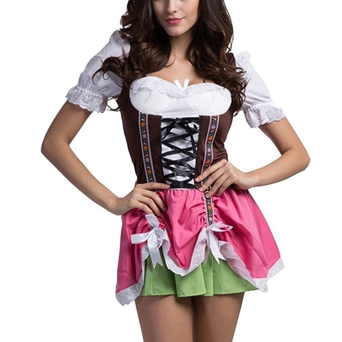 Perfectii Traje De Adultos Oktoberfest Dirndl, Traje del ...