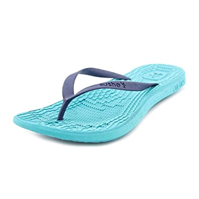 ceb8c0ce5148 Cushe Manuka Feet Flop Womens Blue Flip Flops Sandals Shoes Size 3 UK UK 3   Amazon.co.uk  Shoes   Bags