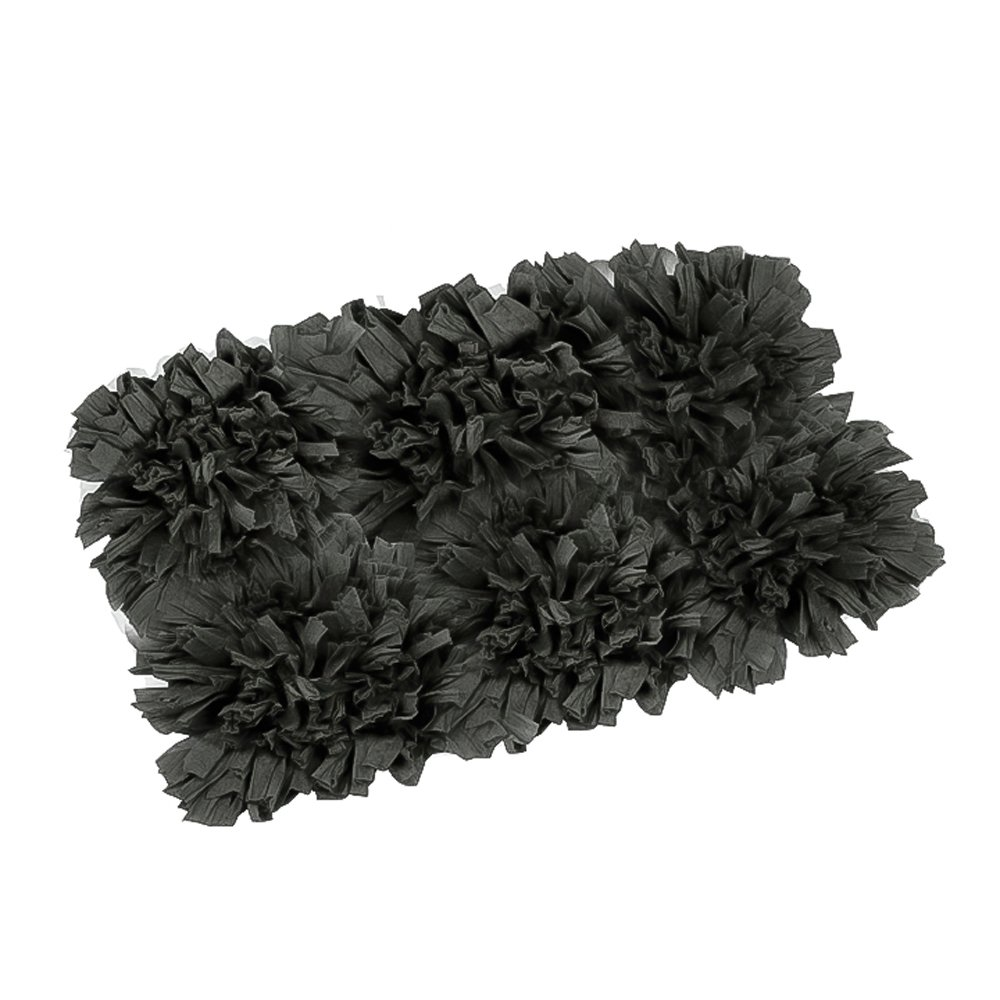 Amazon.com: FHE Group Tissue Rug Bath Mat, 30 By 20 Inches, Black: Home U0026  Kitchen